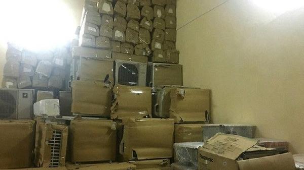 Quảng Bình: Kiểm tra container chở lô hàng lậu trị giá gần nửa tỷ đồng