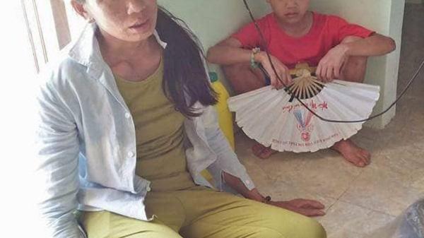 Quảng Bình: Mẹ bị bệnh, 'thắt ruột' nhìn cho con trai thoi thóp