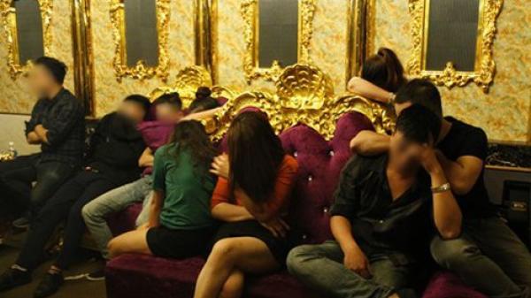 Danh tính 5 cán bộ Nhà nước bị b.ắt trong bữa 'tiệc m.a t.úy'