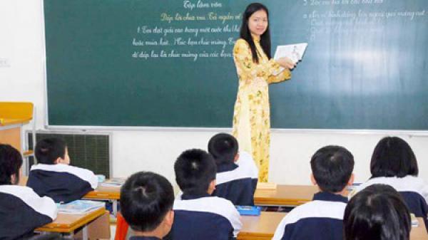 UBND huyện Bố Trạch: Thông báo xét tuyển viên chức giáo viên năm 2018