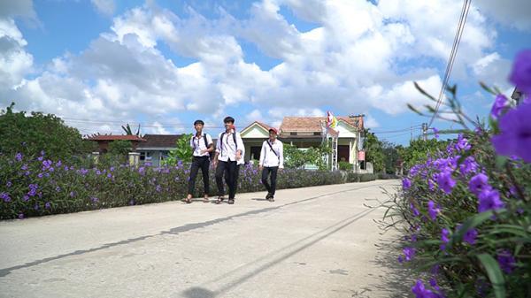 Ngôi làng kiểu mẫu ở Quảng Bình