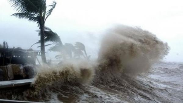 Công điện về việc ứng phó với áp thấp nhiệt đới