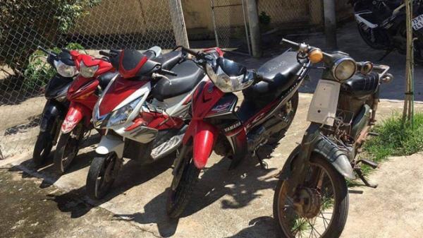 9X đột nhập nhà dân trộm 6 xe máy trong 3 ngày