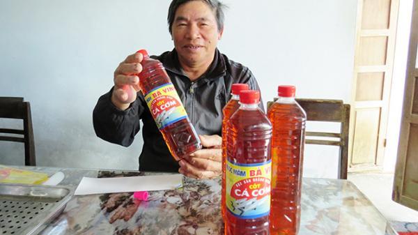 Những người làm nên thương hiệu nước mắm Quảng Bình