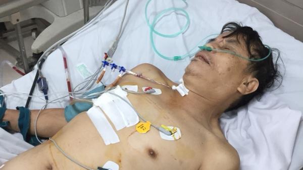 Bệnh viện hữu nghị Việt Nam-Cu Ba Đồng Hới cứu sống một bệnh nhân bị vỡ tim