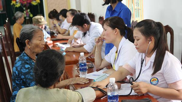 Tình nguyện vì sức khỏe cộng đồng