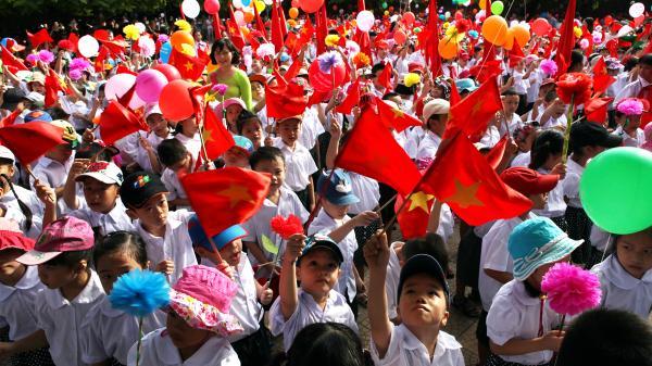Quảng Bình: 07 trường tiểu học được cấp bằng công nhận đạt chuẩn Quốc gia năm 2018