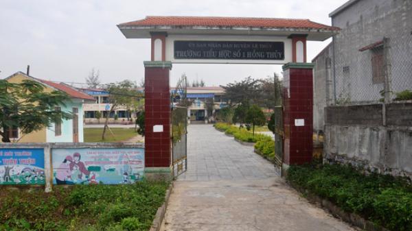 Quảng Bình: Đề nghị tạm đình chỉ công tác cô giáo tát học sinh nhập viện