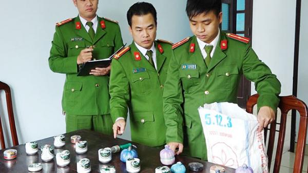 Quảng Bình: Thu giữ hàng chục quả m,ìn tự chế