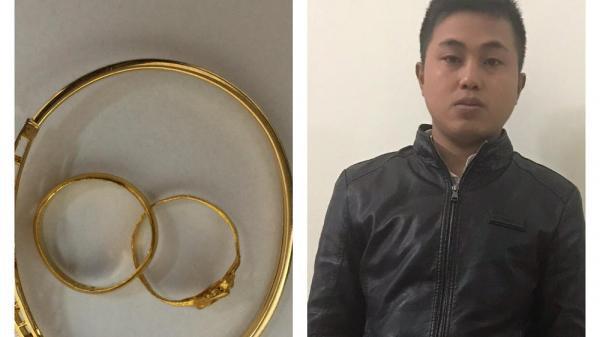 Công an huyện Tuyên Hóa b,ắt đối tượng đ,ột nhập vào nhà dân t,rộm tiền và vàng