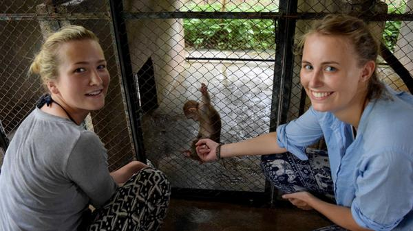 Người sở hữu tour bảo tồn sinh thái (Hai's Eco tour) duy nhất hiện có ở Phong Nha - Kẻ Bàng