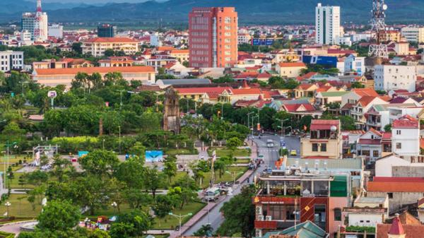 Thành phố trẻ Đồng Hới hôm nay