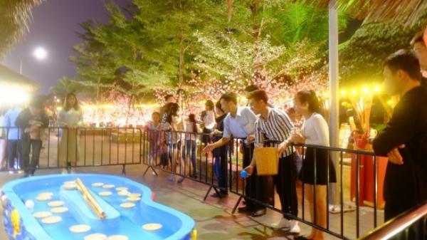 Hội chợ Xuân Quảng Bình hấp dẫn nhiều du khách