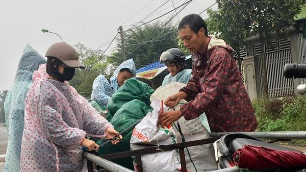 """Bán nhẫn làm từ thiện, chàng trai Quảng Bình hạnh phúc trở thành """"bạn của người nghèo"""""""