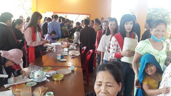 Hơn 25.000 lượt du khách đến chùa Kim Phong-núi Thần Đinh đầu năm mới vãn cảnh, cầu an
