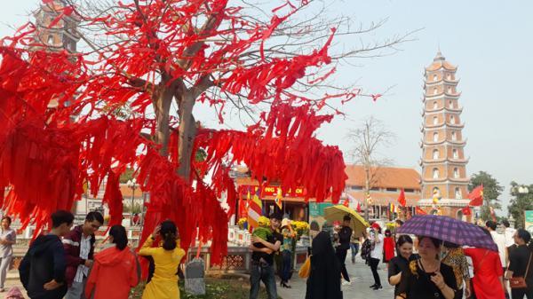Lễ hội chùa Hoằng Phúc sẽ diễn ra vào ngày 19 và 20 tháng giêng