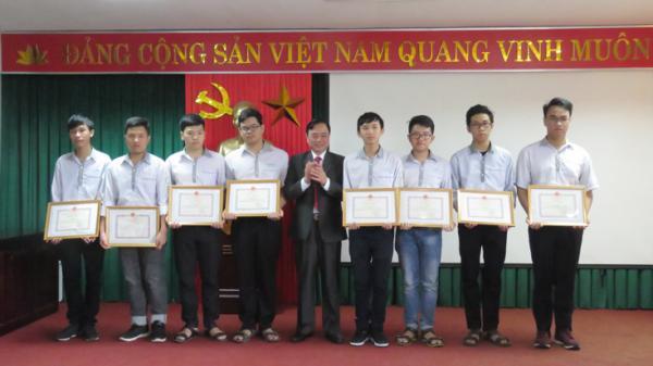 Quảng Bình đạt 32 giải tại kỳ thi chọn học sinh giỏi Quốc gia THPT năm 2019