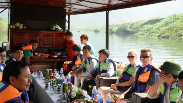 Quảng Bình đưa vào khai thác thử nghiệm tuyến du lịch đường sông