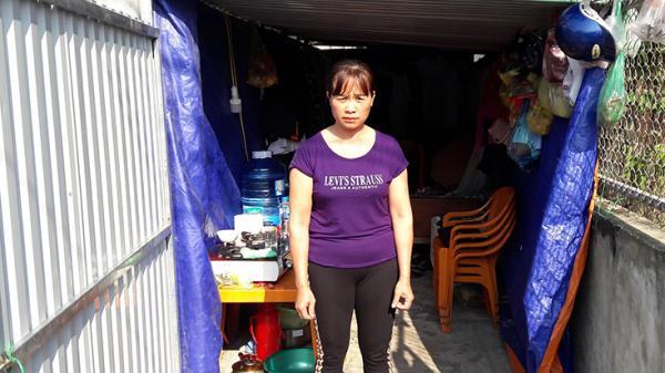 Tiếng kêu khẩn thiết của người phụ nữ bất hạnh ở Quảng Bình