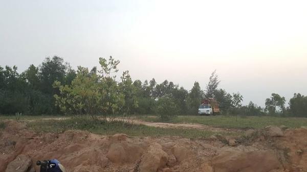 Quảng Bình: Kinh h,ãi phát hiện th,i th,ể treo trên cây đang phân hủy nặng