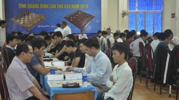 Hơn 100 kỳ thủ tham gia Giải vô địch cờ vua, cờ tướng năm 2019 tại Quảng Bình