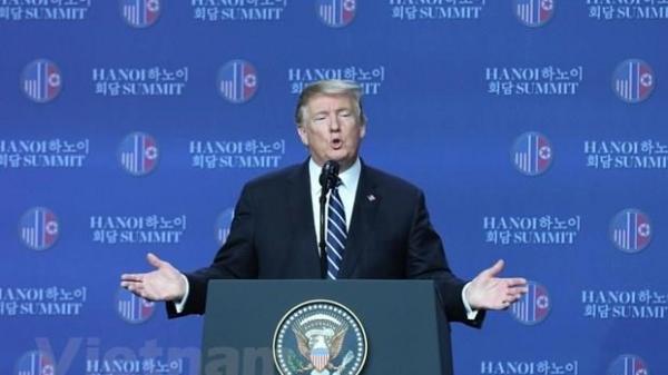 'Không ra tuyên bố chung Mỹ-Triều là một thủ thuật thương thuyết'