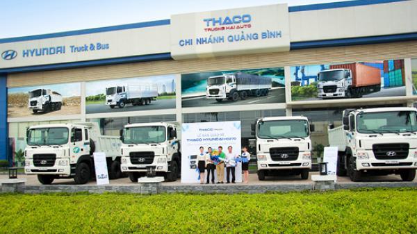 Công ty Thaco Quảng Bình: Tuyển dụng nhân sự cho nhiều vị trí
