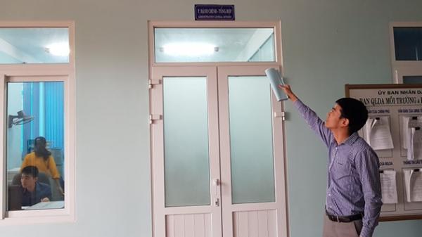 NÓNG: Ngay tại Quảng Bình, nghi vấn xã hội đ en c ướp hồ sơ dự thầu ngay trong trụ sở cơ quan Nhà nước