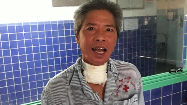 Bệnh viện hữu nghị Việt Nam-Cu Ba Đồng Hới phẫu thuật thành công cắt bỏ đoạn xương hàm bị tiêu xương cho bệnh nhân ung th ư