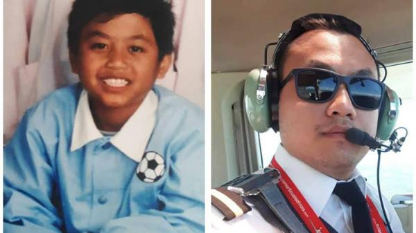 Cổ tích câu chuyện cậu bé Quảng Bình ở Trung tâm Bảo trợ xã hội ngày nào bây giờ đang theo học phi công tại Ý