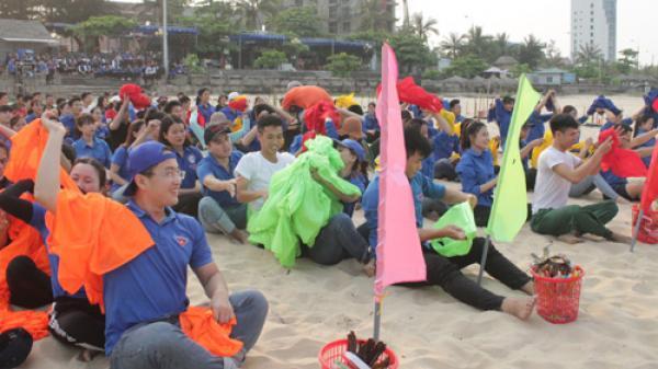"""Ngày hội đoàn viên """"Tuổi trẻ Quảng Bình đồng hành cùng du lịch biển"""""""