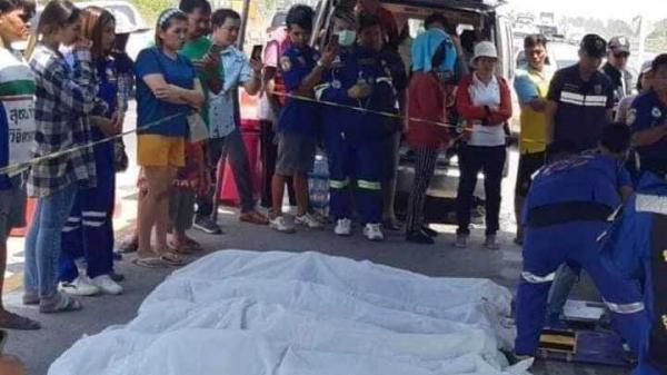 5 người Việt t ử n ạn trong vụ tai n ạn th ảm kh ốc ở Thái Lan