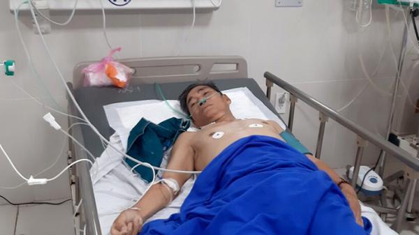 Bệnh viện hữu nghị Việt Nam-Cuba Đồng Hới cứu thành công bệnh nhân sốc m ất máu do u gan vỡ