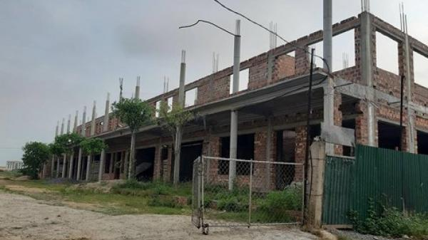 Quảng Bình: Dự án bệnh viện 1600 tỉ trên đất vàng đ ắp chiếu chục năm giữa TP