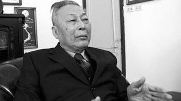 Thủ tướng làm Trưởng ban Lễ t ang Trung tướng Đồng Sỹ Nguyên
