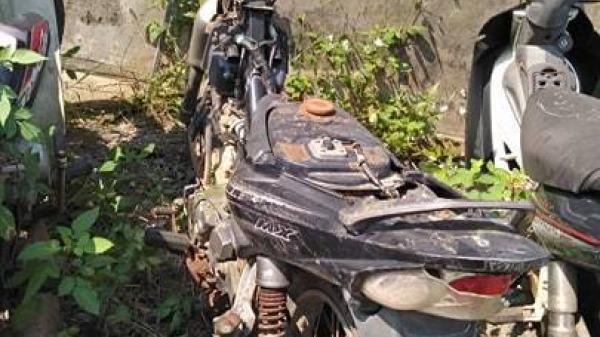 Người đàn ông ở Quảng Bình nhận được xe máy sau 7 năm mất tr ộm và cái kết khôi hài