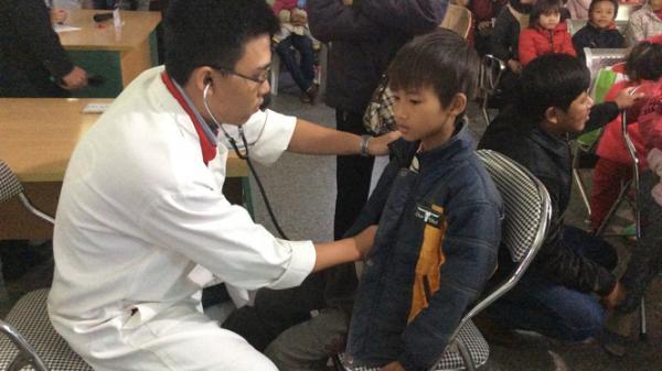 Khám, sàng lọc bệnh tim mạch miễn phí cho người dân Quảng Bình