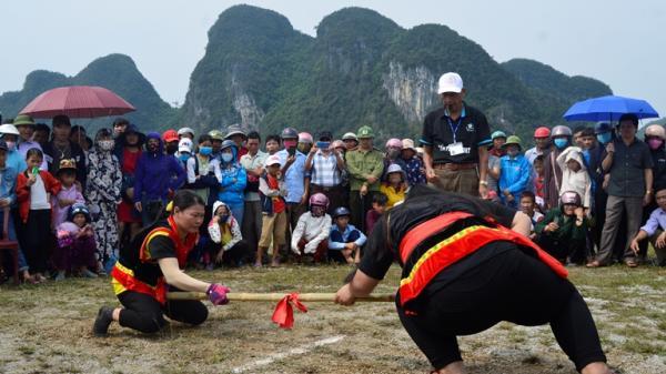 Sôi nổi các hoạt động thể thao tại Hội rằm tháng ba Minh Hóa năm 2019