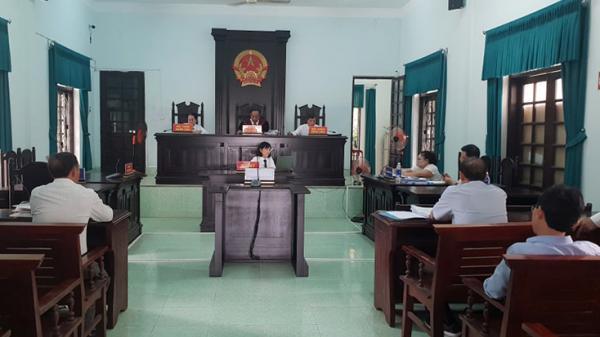 TAND TP Đồng Hới tuyên Công ty Bảo Việt Quảng Bình phải đền bù cho chủ tàu cá số tiền trên 3 tỷ đồng