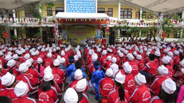 Ngày mai (15/9), học sinh trên địa bàn toàn tỉnh được nghỉ học