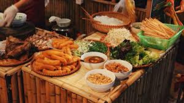 Lễ hội ẩm thực Hương Nhật Lệ tại Quảng trường biển Bảo Ninh