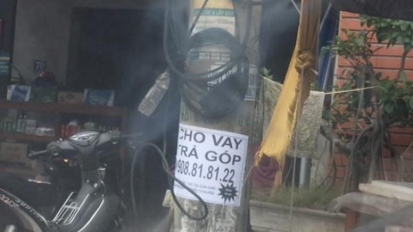 Quảng Bình: Cần xử lý hành vi rải tờ rơi, dán quảng cáo cho vay tiền