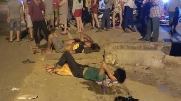 Quảng Trị: Tông phải chó chạy rông, 1 người thiệt m ạng, 2 người bị thương