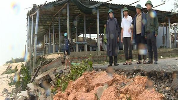 Quảng Ninh: 3 người bị thương và trên 4.200 ngôi nhà bị tốc mái