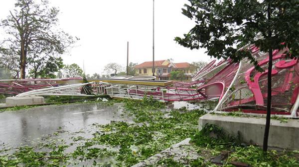 Bão số 10 gây thiệt hại cho Quảng Bình khoảng 3.400 tỷ đồng