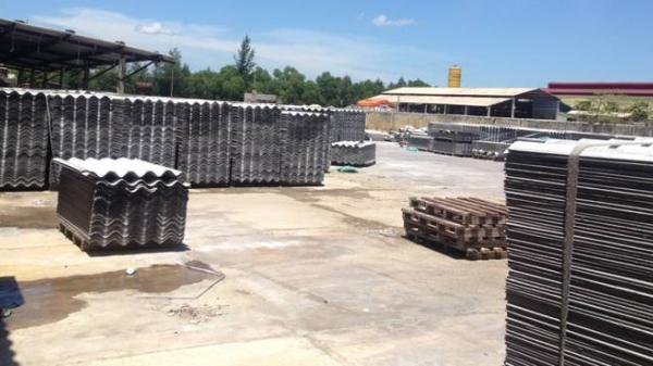 Quảng Bình: Đảm bảo cung cấp đủ VLXD, tấm lợp FibroCement cho nhân dân tu sửa nhà sau bão