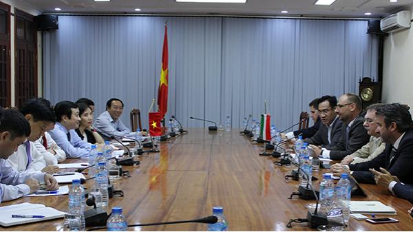 Quảng Bình: Hungary cam kết ủng hộ kinh phí giai đoạn 2 của Dự án cấp nước sinh hoạt huyện Quảng Trạch