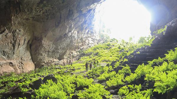 Quảng Bình: Khám phá hang Đại Ả, hang Over và hang Pygmy