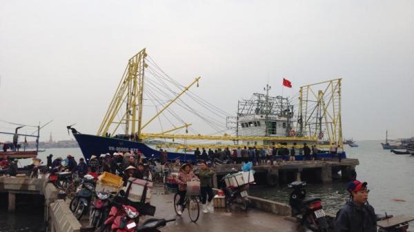 Nâng cấp, mở rộng Cảng cá Sông Gianh đạt tiêu chí Cảng cá loại 1