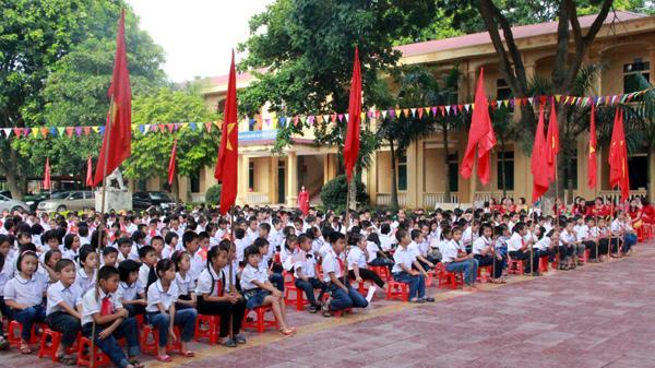 Quảng Bình: Chấn chỉnh các khoản thu năm học 2017-2018